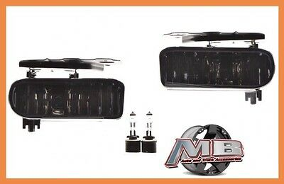 02-06 CADILLAC ESCALADE EXT ESV SMOKE Fog light Replacement LEFT + RIGHT- PAIR