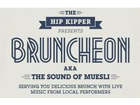 Bruncheon featuring The Eastern Swell, Candythief & S T E M S