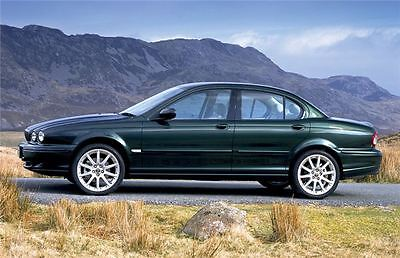 Jaguar X-Type Workshop Repair Manual