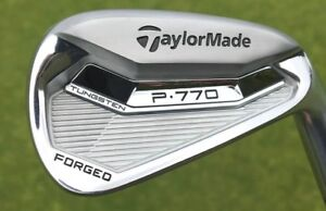 New TaylorMade P770 Left Handed 4-AW Stiff