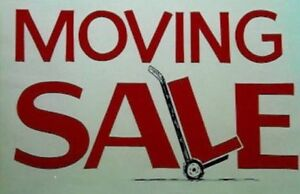 Moving sale- everything must go Casula Liverpool Area Preview