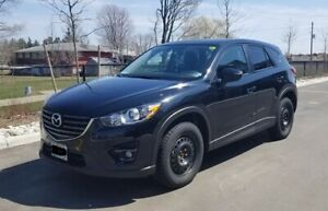 2016 Mazda CX-5 GS Low KM & Winter Tires!