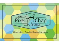 Graphic Design & Illustration to fair prices from Pixelchap