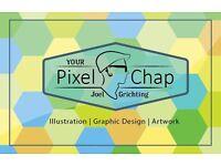 Graphic Design & Illustration to fair prices