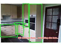 Kitchen Cabinets / garage workshop cabinets
