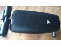 ***ADIDAS*** AD-10230 Adjustable Ab Board / Exercise Bench - VGC