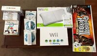Wii Console Gaming Package