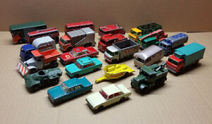 Lesney Matchbox Collection (All 21 for $65)