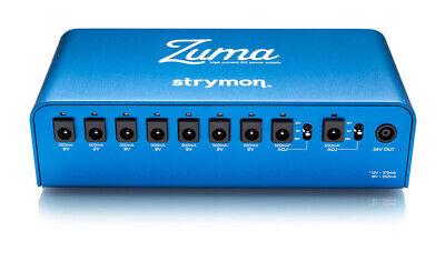 Strymon Zuma Multi Output Pedal Power Supply (NEW)