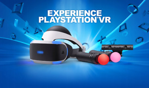 Ps vr bundle with games