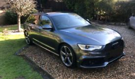 2013 Audi A6 Avant Black Edition -