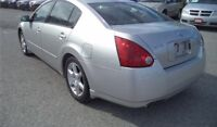 Nissan Maxima 2006 *Great Condition/Extremely Low Mileage*