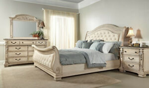 Factory direct bed only