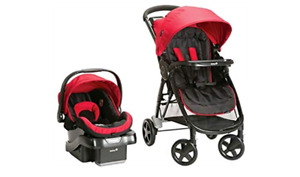Safety 1st stroller and carseat