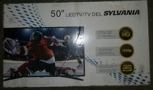 Sylvania SLED5016A-C 50-Inch LED HD TV -BEST OFFER
