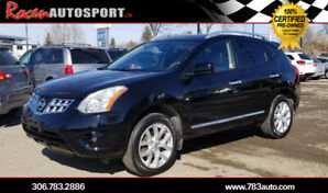 CERTIFIED 2011 NISSAN ROGUE SV -BRAND NEW TIRES - SUN -  YORKTON