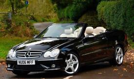 2006 Mercedes-Benz CLK 3.0 CLK280 Sport 7G-Tronic 2dr