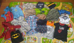 Boys 3-6 month summer items