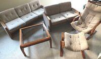 five piece living/family room set   - make us an offer
