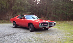 1973 Dodge Charger - #'s matching