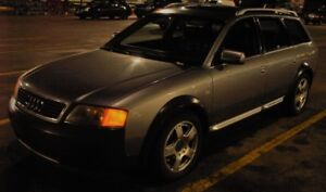 2001 Audi Allroad Quattro - 2.7 liter, Twin Turbo Automatic