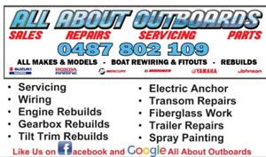 johnson outboard | Boat Accessories & Parts | Gumtree Australia Free