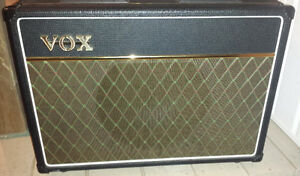 Vox AC15C1 in near mint condition.