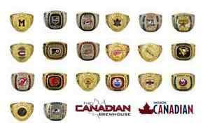 I HAVE EVERY molson cup ring from 10$-35$ and see other ads.... London Ontario image 2