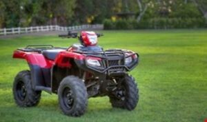 2018 Honda Rubicon TRX500 IRS EPS (contact to see if you qualify