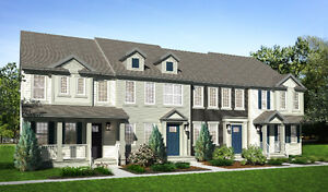 NO CONDO FEE Townhomes in Chappelle Gardens