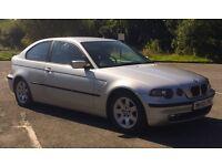 2002 BMW 318ti Compact