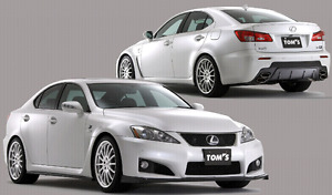 Lexus IS-F Wanted ASAP