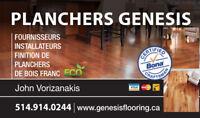 Hardwood Floor Sander Needed