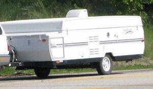 Rockwood Premier 12 ft. Tent Trailer