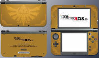 New Nintendo 3ds gold Hyrule edition