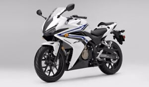 2016 Honda CBR500 ABS