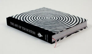 The Art of Tim Burton - Limited Edition - Signed