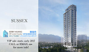 Sussex Metrotown VIP presale access Burnaby condo vancouver 1br