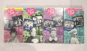 I Love Lucy Collection VHS Tapes
