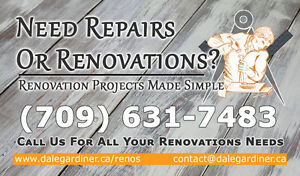 Carpentry Services, Trim Work, Need it done, Give Us A Call St. John's Newfoundland image 9