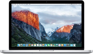 """MacBook Pro 13"""" i5 2.7Ghz early 2015 (comme neuf/like new)"""