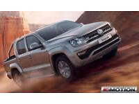 2018 Amarok 2.0BiTDi ( 163PS ) Trendline 4MOTION Manual in Black