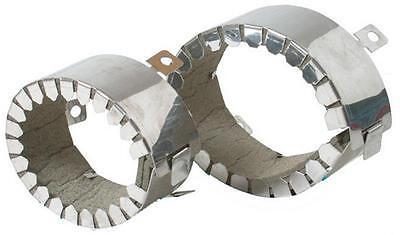 Manicotto collare tagliafuoco REI 180 antincendio in acciaio zincato per tubi