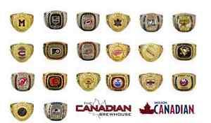 Stanley Cup NHL Rings