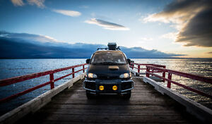 Delica L400 Adventure Ready & Camperized