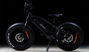 USED EMMO ELECTRIC BICYCLE FOR SALE (1000km)