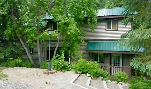 Beautiful Rural 4bdrm house near Silverton BC for rent
