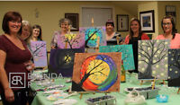 Painting Encounters Paint-Along - Lighthouse SEPT 15th