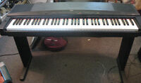 Yamaha YPP-55 Electronic Piano 76-Key Keyboard w/ Stand