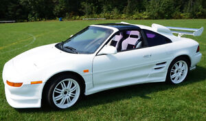 1991 Toyota MR2 Turbo 3s-gte